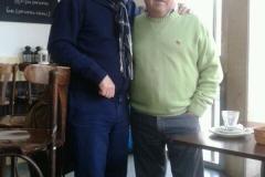 Miguel Romero con Fernando Esteso