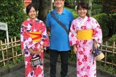 Miguel Romero en Japón II