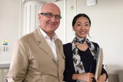 Miguel Romero en Japón IX