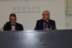 Miguel Romero en Burgos