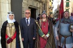 Con Alfonso VIII