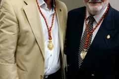 Medalla Cronista de España