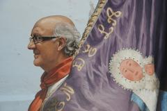 Retrato de Miguel Romero en Cañete