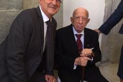 Miguel Romero y Victorino Martín