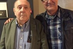 Con Gustavo Torner