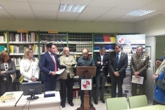 Biblioteca Miguel Romero XII