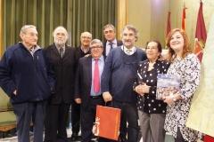 Miguel Romero en el Homenaje a José Luis Coll