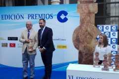 Miguel Romero, VI Premios Cadena Cope