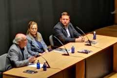 """Miguel Romero, presentación del libro """"Voluntades y Pasiones en la España del siglo XIX"""" III"""