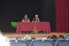 Miguel Romero en el I Encuentro de Amigos de la Historia de Cuenca (Sisante) - Fotos de José Sáiz Valero I
