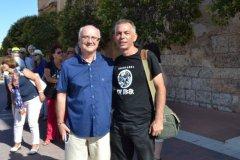 Miguel Romero en el I Encuentro de Amigos de la Historia de Cuenca (Sisante) - Fotos de José Sáiz Valero V