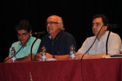 Miguel Romero en el I Encuentro de Amigos de la Historia de Cuenca (Sisante) - Fotos de José Sáiz Valero VI