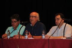 Miguel Romero en el I Encuentro de Amigos de la Historia de Cuenca (Sisante) - Fotos de José Sáiz Valero VIII