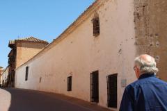 Miguel Romero en el I Encuentro de Amigos de la Historia de Cuenca (Sisante) - Fotos de José Sáiz Valero X