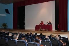 Miguel Romero en el I Encuentro de Amigos de la Historia de Cuenca (Sisante) - Fotos de José Sáiz Valero XIV