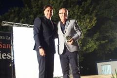 Miguel Romero. Premio Ciudad de Cuenca.