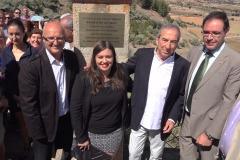 Homenaje a José Luis Perales en Castejón