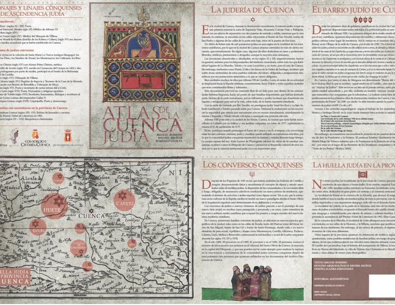 Miguel Romero - Atlas De La Cuenca Judía