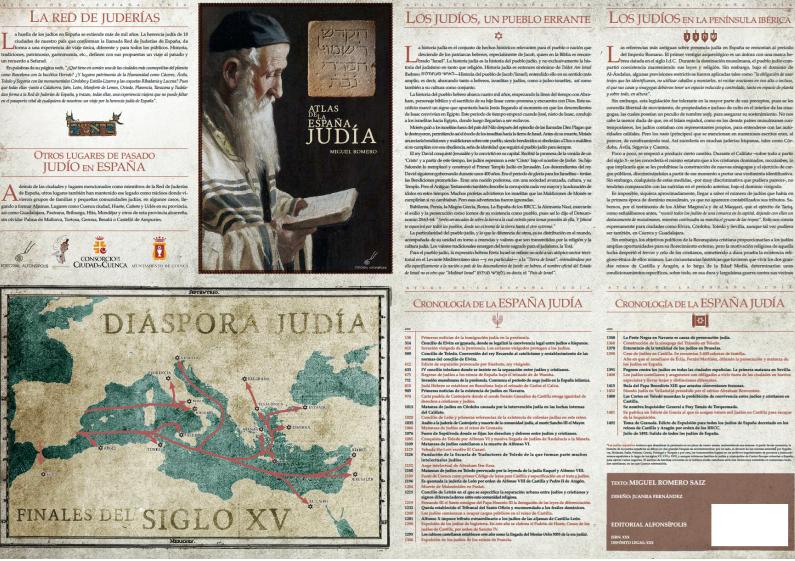 Miguel Romero - Atlas De La España Judía