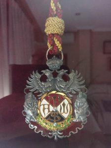2. Medalla Cofradía Investigadores